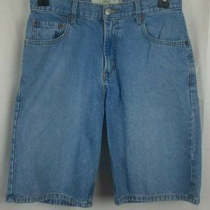 Levi's Men 569 Loose Fit Shorts 100%Cotton W29xL11